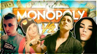 (Monopoly) ISAMU & UKRAINKA [VS] IKUSIA & EIZO