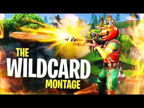 THE WILDCARD MONTAGE!! 900,000 SUBSCRIBER SPECIAL!!