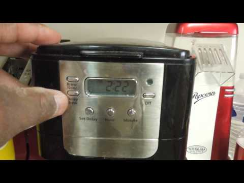 How To Make Coffee with Mr Coffee