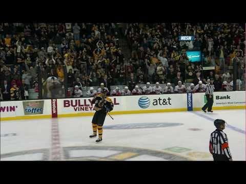 Zdeno Chara scores a hat trick 1/17/11 1080p HD NESN