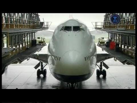 Гигантские машины Boeing