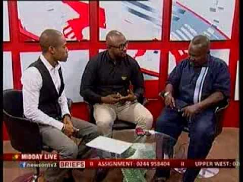 Midday Live - Sports - Discuss Ghana - Libya CHAN Finals -  31/1/2014