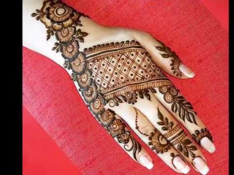 Latest Bridal Mehndi Designs 2017 For S Women