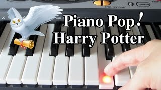 Harry Potter Theme Song Piano Lesson - Easy Piano Tutorial