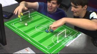 Radio Show 2014.07.13 - Segment 10: Dan Vs Phil (Finger Football)