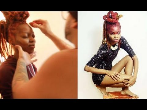 Minority Representation in Editorial Photoshoots | Model + Makeup Artist Vlog part 1