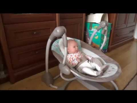 Bright Starts Ingenuity Cradle And Sway Swing Instructions