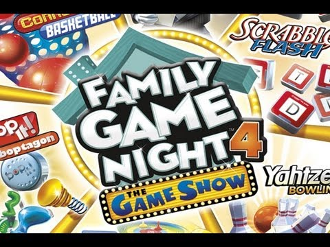 CGRundertow HASBRO FAMILY GAME NIGHT 4 THE SHOW For PlayStation 3 Video Game Review
