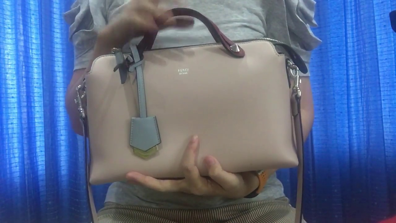 234d82294f รีวิว Fendi By the way Small size - YouTube