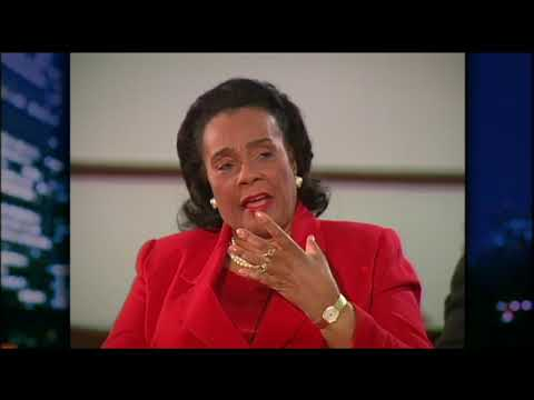 Tavis Smiley | Coretta Scott King | Martin Luther King Jr Day 2018