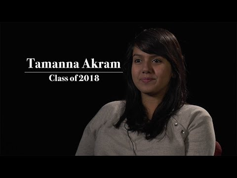 Spiritual Lives at Lawrence: Tamanna Akram