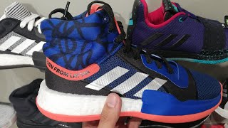 34a5a72a329 Adidas basketball shoes video clip