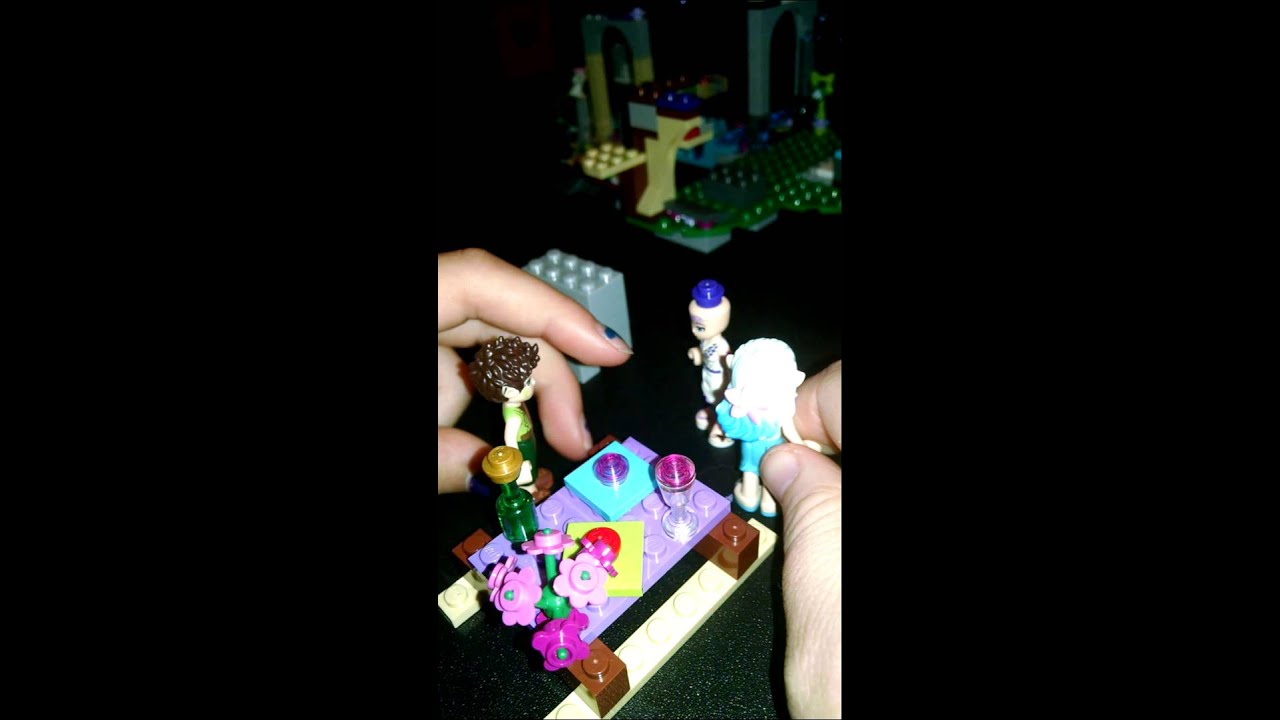 Lego Elves: Episode 4, Part 1 - YouTube