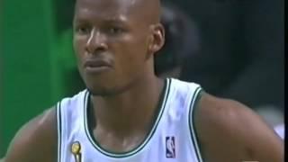 Finali NBA Celtics - Lakers gara 1 2008 Tranquillo Buffa