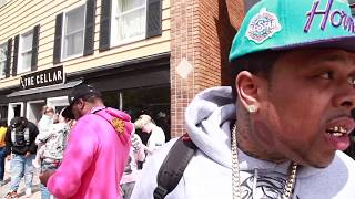 The Cellar - GXFR Pop Up With Westside Gunn & Conway