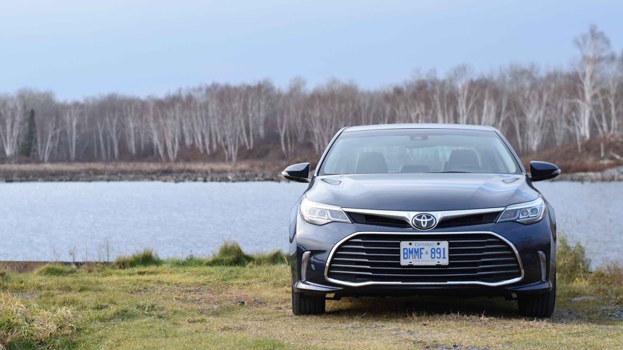 2017 Toyota Avalon Limited  YouTube