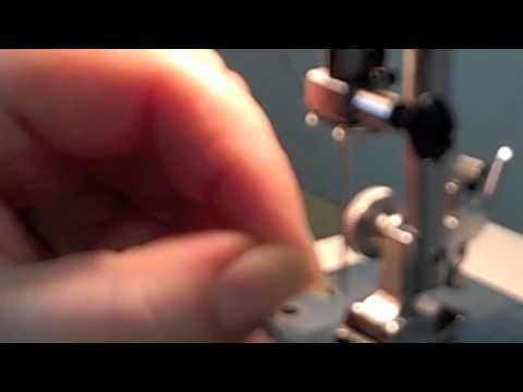 Threading An Elna 40 Sewing Machine YouTube Unique Elna 2004 Sewing Machine Price