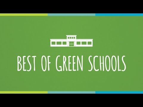 Best of Green Schools 2016