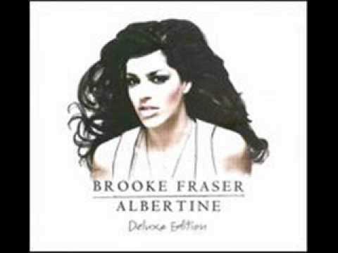Brooke Fraser - CS Lewis Song Live - Albertine deluxe edition