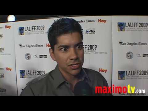 Jeremy Ray Valdez on 'LA MISSION'