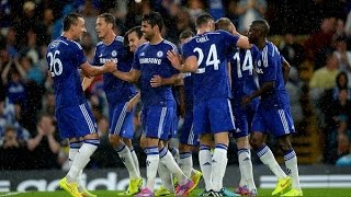 Chelsea vs Leicester City 2:0 All Goals & Highlights (Premier League) 2014-2015 HD