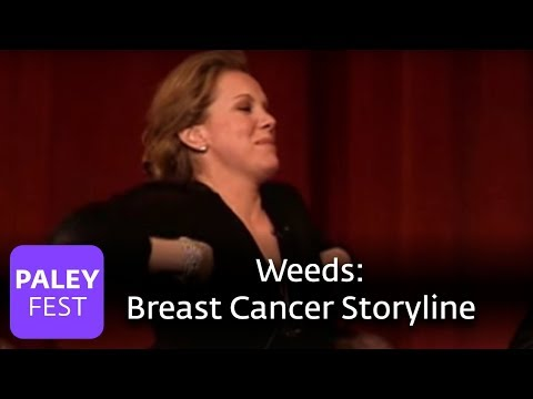 Weeds  Elizabeth Perkins on Breast Cancer Storyline