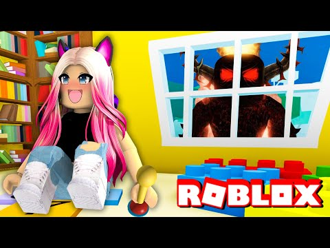 Roblox Easy Daycare Build Step By Step Wengie Escapes From The Evil Daycare In Roblox Safe Videos For Kids