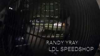 Randy Yray's EH3 on the dyno at LDL SpeedShop
