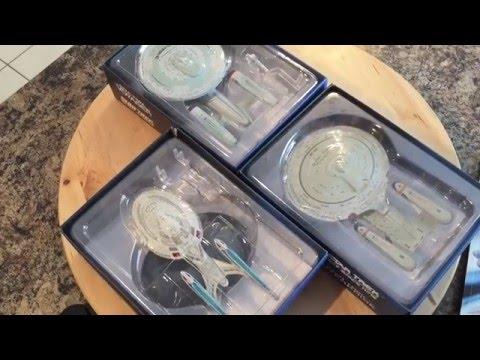 Star Trek Starships Collection Enterprise Pack Review