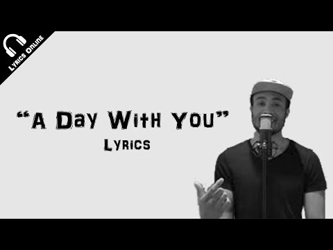 Will Gittens- A Day With You
