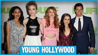 the duffs bella thorne bianca a santos skyler samuels on the meaning behind the title