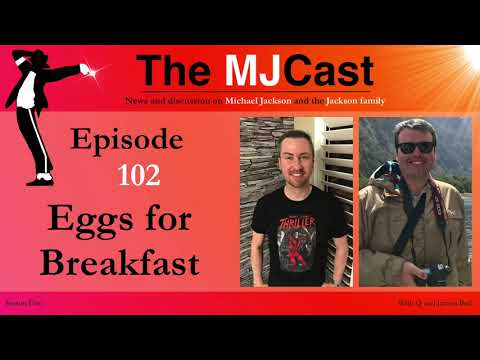 The MJCast - Episode 102: Eggs For Breakfast