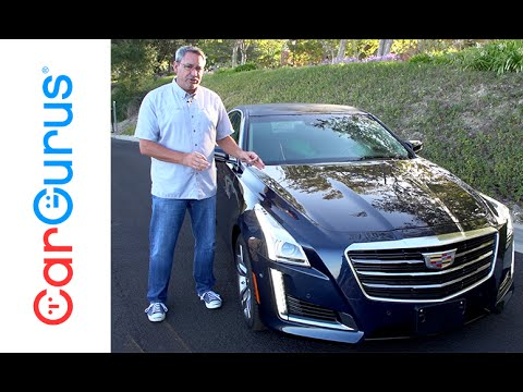 2015 Cadillac CTS CarGurus Test Drive Review