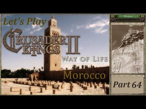 Let's Play Crusader Kings 2: Morocco - Part 64