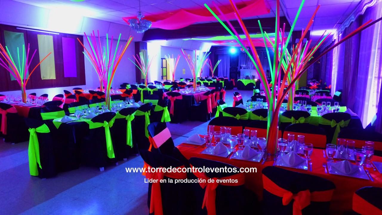 Fiesta Neon Black fluorecente 15 aos  YouTube