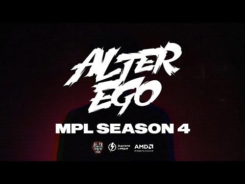 ALTER EGO MOBILE LEGENDS ROSTER FOR MPL SEASON 4