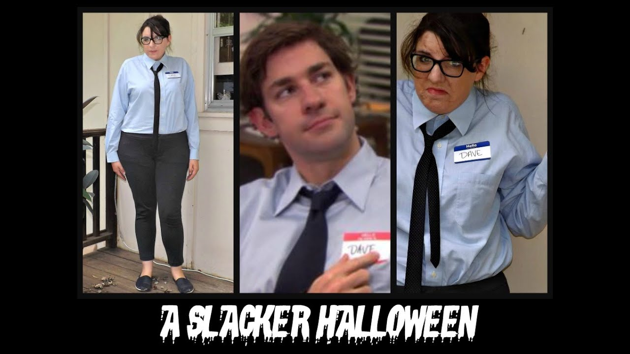 A Slacker's Halloween - YouTube