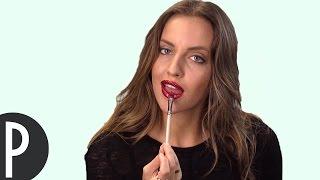 TUTO LIPSTICK : Carla Ginola x Make Up Forever