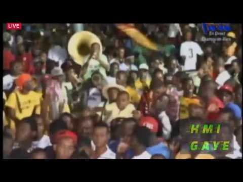 Band a Pied - Prelude Carnavalesque 2017 [1er Dimanche] Live Champ De Mars
