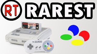 The Rarest SNES Games Ever Released