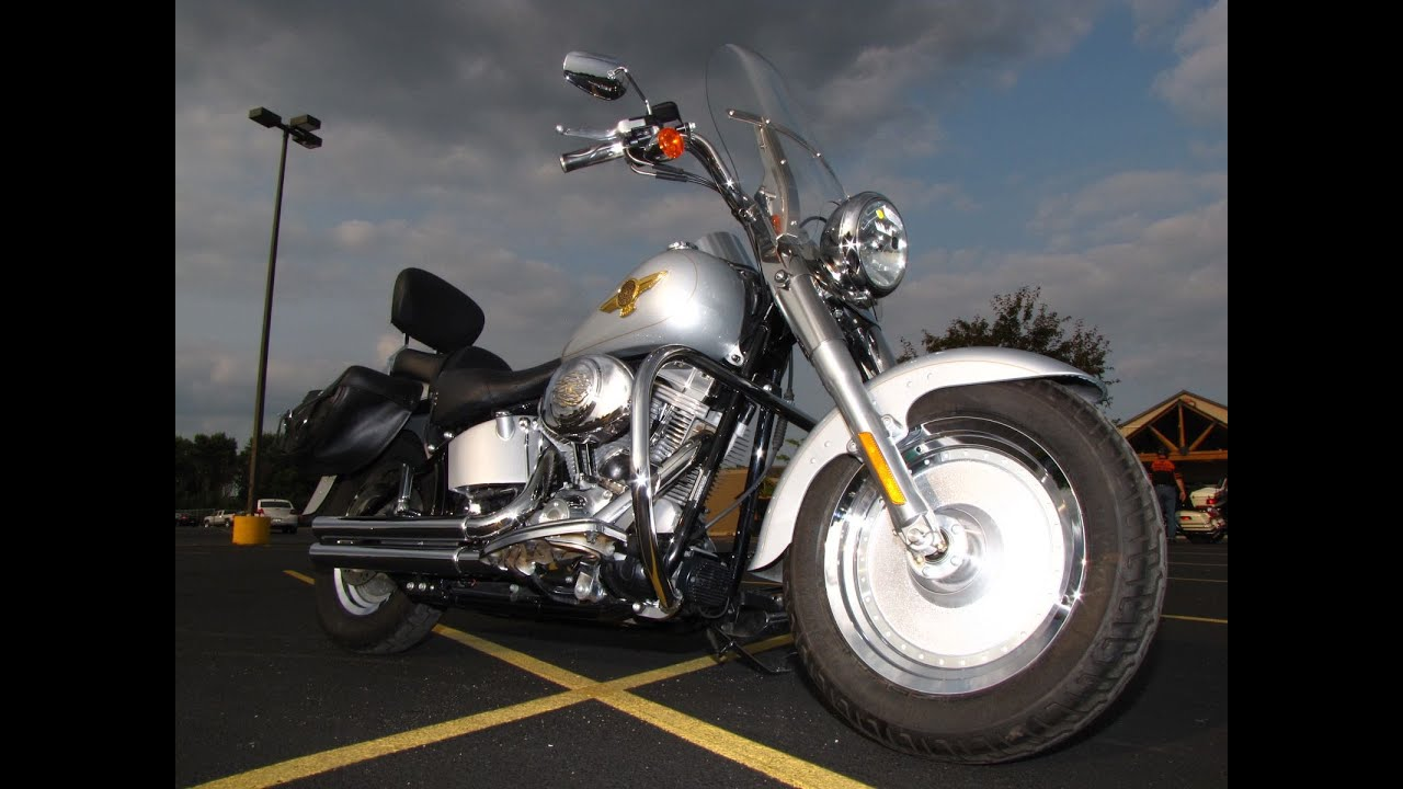 1965 and newer harley-davidson® softail fat boy® for sale (1,316.