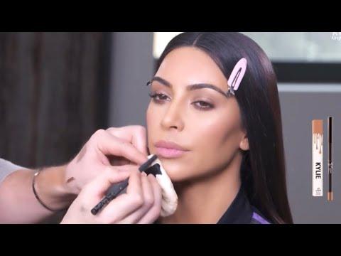[FULL VIDEO] Kim Kardashian | The Shimmer and Shine Makeup Tutorial By Mario Dedivanovic