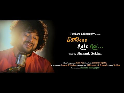 sandese-aate-hai-cover-|-tribute-to-indian-army-|-shasank-sekhar-|-republic-day-special