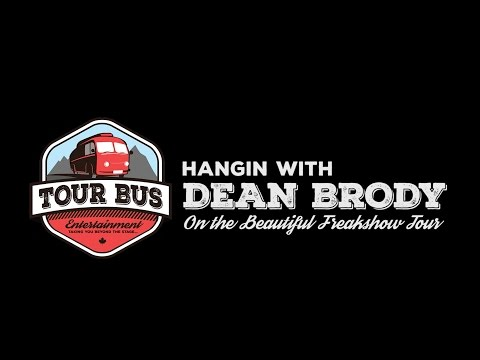 Dean Brody Interview - Beautiful Freakshow Tour