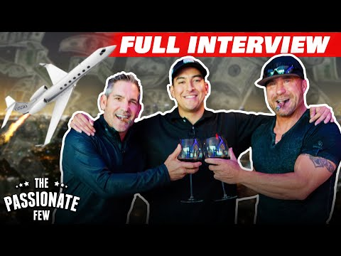 GRANT CARDONE & ED MYLETT: How 2 Legends Went from 0 To $100's of Millions! (EPIC SUCCESS INTERVIEW)