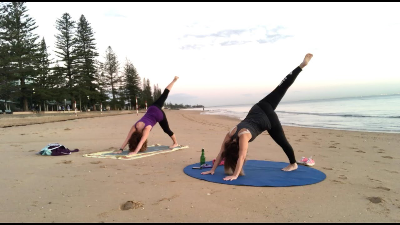 Yoga In Isolation Meditation Pineal Activation Monica Batiste Suttons Beach Redcliffe May 08 2020 Youtube