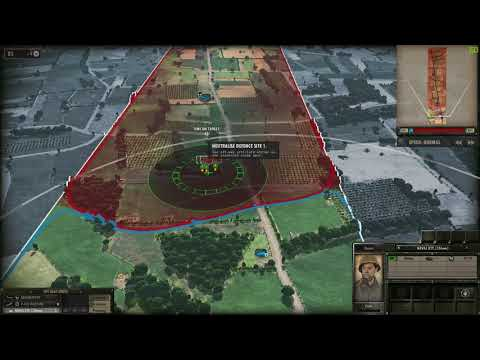Boot Camp - Tutorial 7: Off map assets (Steel Division: Normandy 44) |