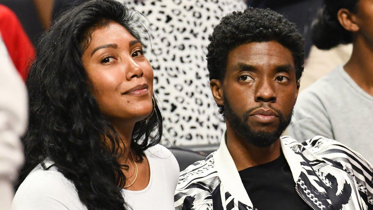 Inside Chadwick Boseman and Taylor Simone Ledward's Love Story
