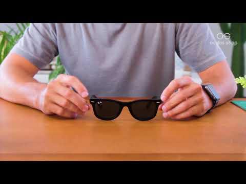 Unboxing - Óculos Ray Ban Wayfarer