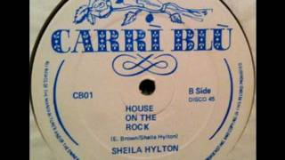 Sheila Hylton - House On The Rock 12 inch - RossAndReggae11